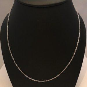Zilver 925 Collier lengte 50cm 19.95