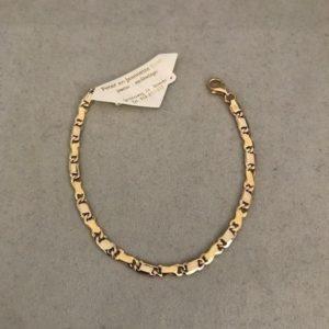 Geelgouden armband 14KT 479eu