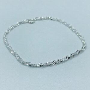 Kasius armband zilver 10.02233 19.95eu