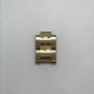 Rolex Oyster Schakel Geelgoud 18k 14,0 x 12,4 x 2,7