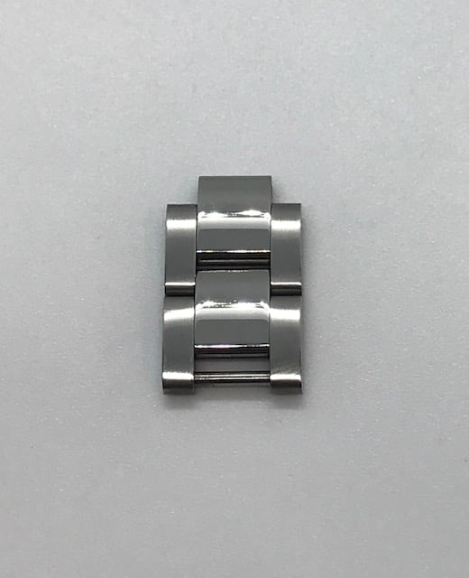 Rolex Oyster Schakel Staal MIDSIZE 13.8 x 13 x 2.6 0971