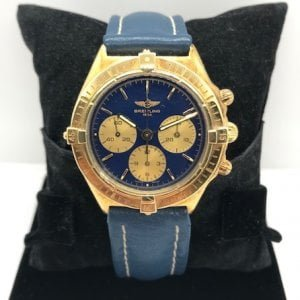 Breitling Callisto Chronograph 80520 - Geelgoud 18 karaat - 36mm