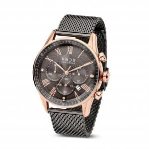 The Boss Steel Rose Gold - 46mm MR33056-16