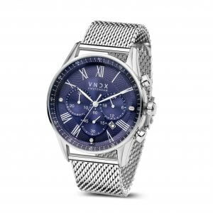 The Boss Steel Blue - 46mm MS33056-03