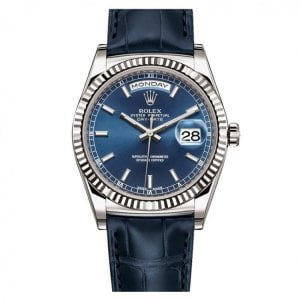 ROLEX Day-Date 118139 Blue - 36mm
