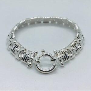 Bulgari armband zilver