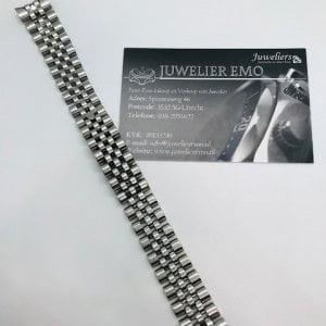 ROLEX Jubilee Bracelet 63160 Steel - 16 MM