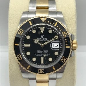Rolex Submariner Date 116613LN - Gold/ Steel - INCL. BOX