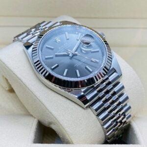Rolex Datejust 41mm 126334 - Dark Rhodium dial - Jubilee Bracelet - NEW 2020