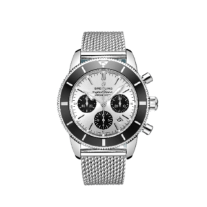 Breitling Superocean Heritage B01 44mm - Silver Dial - NEW 2020 (DISCOUNT 23%)