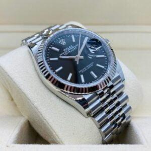 Rolex Datejust 126234 - Black Dial - Jubilee - 36mm - NEW 2021