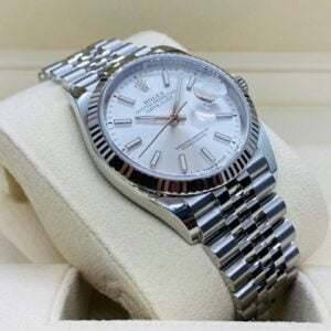 Rolex Datejust 126234 - Silver Dial - Jubilee - 36mm - NEW 2021