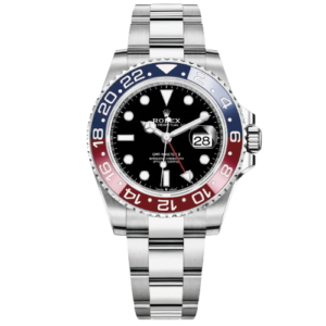 "Rolex GMT-Master II 126710BLRO ""PEPSI"" OYSTER - NEW 2021"