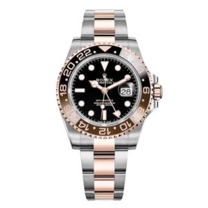 "Rolex GMT-Master II 126711CHNR ""ROOTBEER"" - 2021"