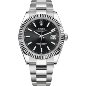 Rolex Datejust 126334 - Black Dial Oyster - NEW 2020