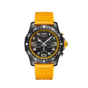 Breitling Endurance Pro 44mm - Yellow Strap - LIST PRICE € 3100,- (DISCOUNT 19%)