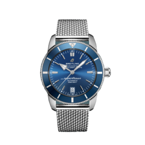 Breitling Superocean Heritage B20 Automatic 42 BLUE DIAL - LIST PRICE € 4850- (DISCOUNT 21%)